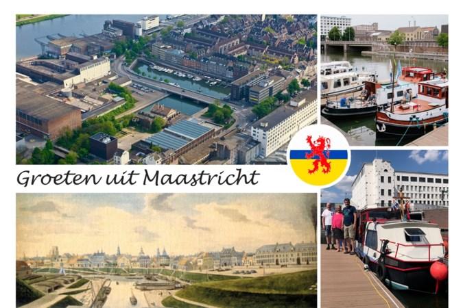 Vakantie in eigen land: met de boot naar Maastricht en aanmeren in het Bassin