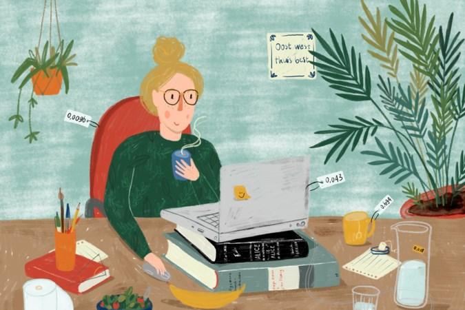 Wat kost een dagje thuiswerken de werknemer en moet de baas dit compenseren?