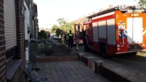 Hulpdiensten rukken uit vanwege gaslucht bij woning