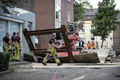 Kerkrade gaat ervan uit de schade van recente sinkhole te kunnen betalen uit subsidie van ministerie