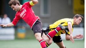 Voetballers Ubachsberg oefenen tegen EHC