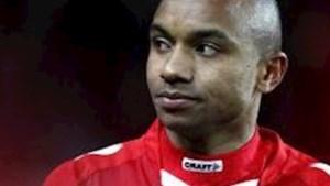 Joshua John (ex-FC Twente en Nordsjaelland) traint mee met VVV