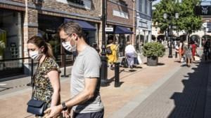 Verplicht mondkapje Designer Outlet Roermond: 'Ik laat mij niet wegjagen'