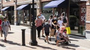 Zorgen over corona-ontwikkelingen in Outletcenter Roermond na sluiting drie winkels