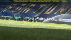 Voetbal 'coronaproof' maken zorgt voor de nodige uitdagingen en extra kosten bij Limburgse profclubs