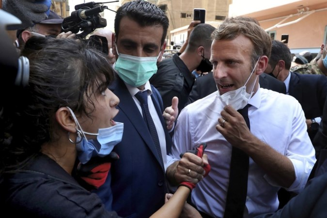 Explosie Beiroet: Internationale hulp mag nu niet 'in corrupte handen' komen