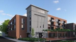 Entree van nieuw voorzieningencentrum in Treebeek herinnert aan Brunssums mijnverleden