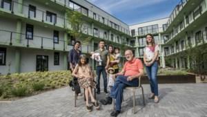 In Maastrichts pioniersproject de Sphinxtuin moeten bewoners openstaan voor contact met elkaar