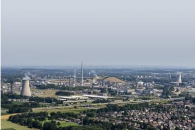 Paar dagen bruine pluim bij opstarten fabriek op Chemelot