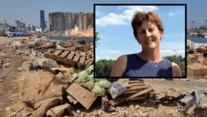 Echtgenote van ambassadeur Jan Waltmans overleden door explosie Beiroet