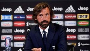 Andrea Pirlo schuift snel door: nu al hoofdtrainer van Juventus