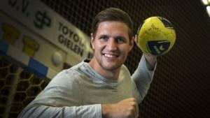 Handballer Daniel Eggert vertrekt bij Bevo