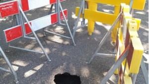 Drie zinkgaten in Sittard-Geleen