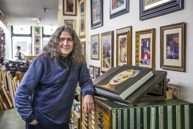 'Rebelse' kunstenaar Jos Deenen schrijft boek