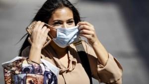 In Parijs zijn mondkapjes in drukke zones vanaf nu verplicht