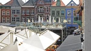 Dubbeldeks terras in Venlo mag nog drie weken blijven staan