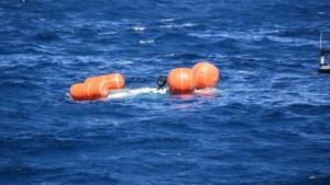 Bij Aruba gecrashte legerhelikopter in twee delen teruggevonden op bodem zee