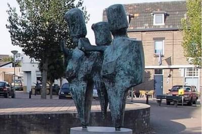 Verdwenen bielemannen uit Waubach zijn terecht; beeld ligt al jaren in Delft