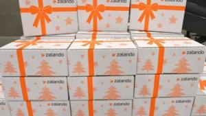 Webwinkel Zalando ziet het aantal klanten fors groeien: plus 20 procent