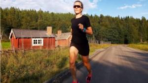 Leonie Balter voelt zich in Zweden weer een beetje atlete