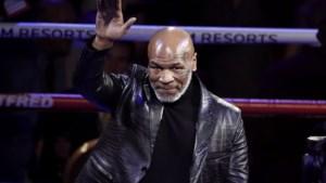 Mike Tyson nu in november tegen Roy Jones junior