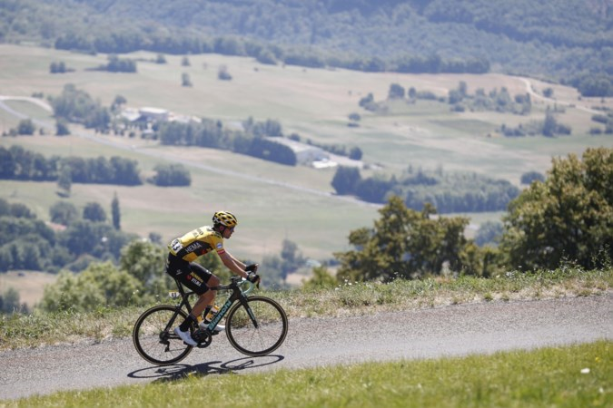 Tom Dumoulin is weer wielrenner, nu komt het eropaan weer een winnaar te worden