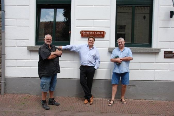 Oude straatnamen geven Well nieuwe stadse allure