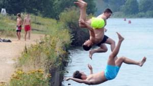 Opnieuw code oranje in Limburg vanwege extreme hitte