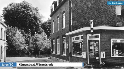 Hoewel de kern in Wijnandsrade steeds voller werd, heerst er nog steeds het intieme dorpsgevoel