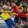 Oefenduel handballers Bevo geannuleerd vanwege corona besmetting bij tegenstander