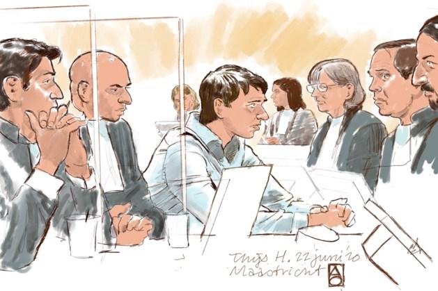 Thijs H. in hoger beroep, Openbaar Ministerie niet