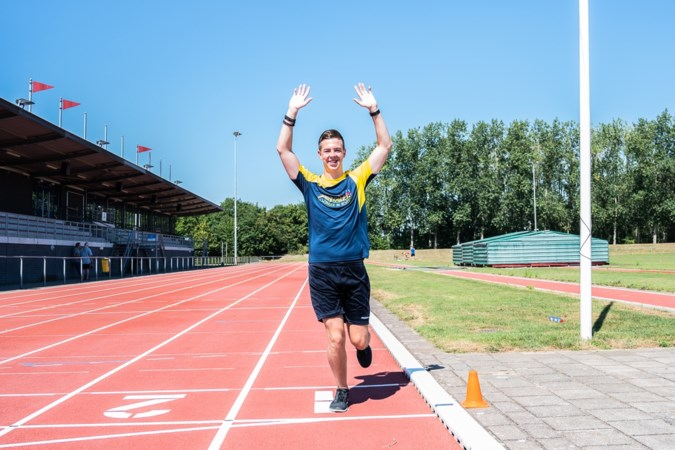 Het bijbaantje van Demy (21) uit Kerkrade: verstandelijk gehandicapten helpen met bewegen