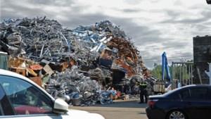 Naast goud en wapens ook harddrugs gevonden bij metaalrecyclingbedrijf Venlo