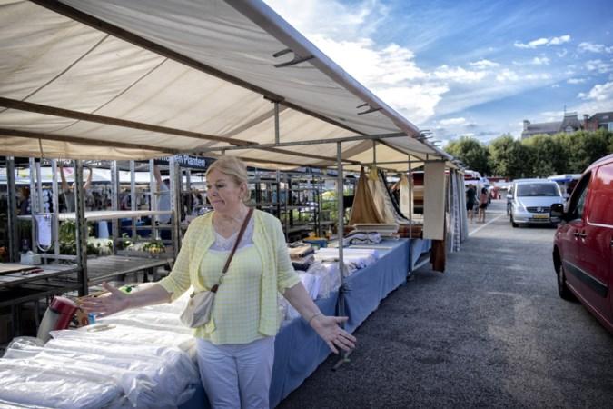 Marktkooplieden komen na verplaatsing naar Vrijthof met lood in de schoenen naar Maastricht: 'Het is om te huilen'