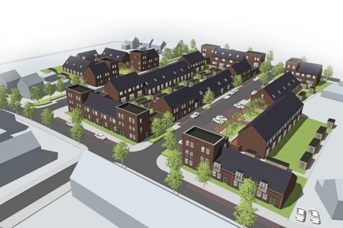 Roermondse buurt Vrijveld niet blij met nieuwe huurwoningen: 'Nu is er nog wat ruimte en groen, dat verdwijnt straks'