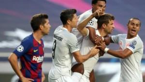 Weergaloos Bayern trakteert Barcelona op historische nederlaag