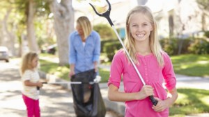 Scouting Hoensbroek doet mee aan World Cleanup Day