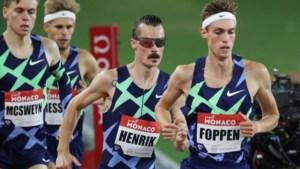 Foppen evenaart Nederlands record 5000 meter in Monaco
