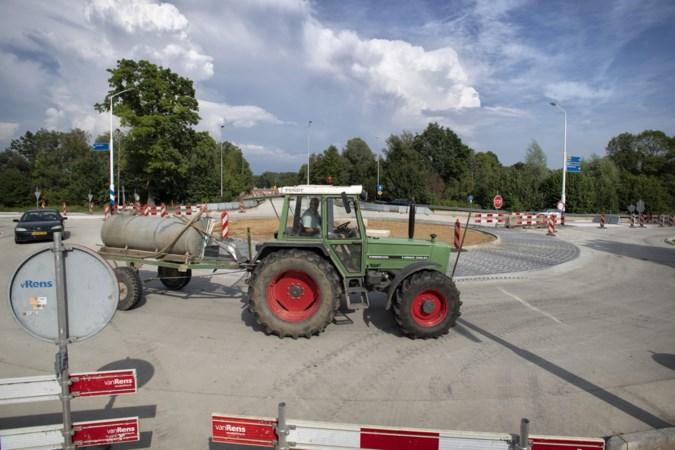 Ingebruikname van nieuwe rotondes bij Nuth maakt einde aan serie omleidingen en afsluitingen