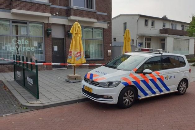 Twee gewonden bij vechtpartij in café