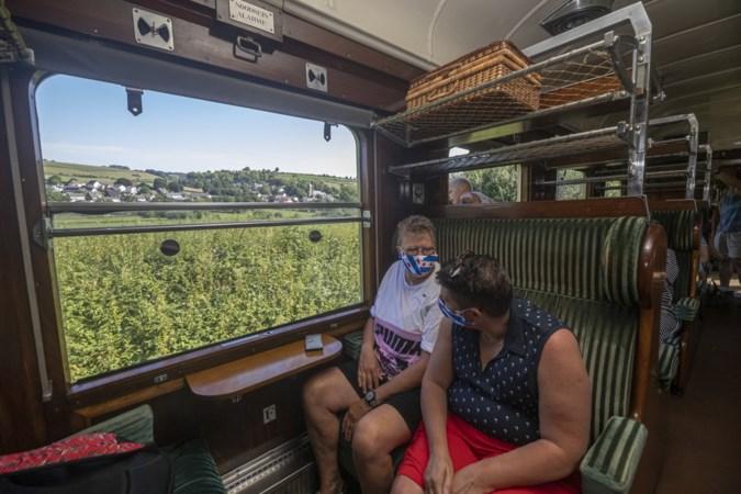 Herstart Miljoenenlijn: met een sukkelgang door het Heuvelland
