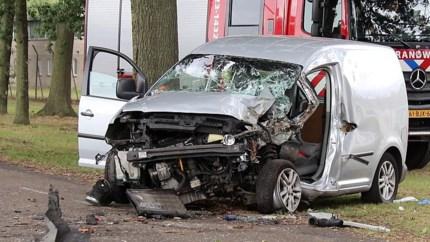 Ernstig ongeval in Ysselsteyn: traumahelikopter geland