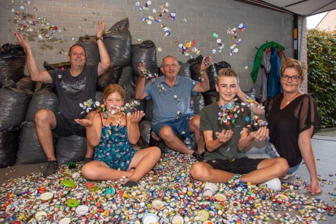 Limburgse doppenactie voor diabetici op zoek naar nieuwe opslagloods