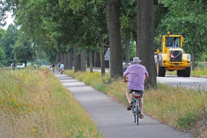 Fietspad Horsterweg wordt breder en krijgt verlichting