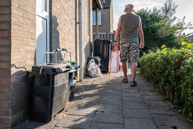 Klachten in voormalige gemeente Schinnen over grote afvalbakken die kleinere emmers vervangen