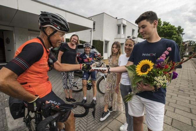 Carlo Sohl (57) fietst jaar na bijna fatale hartstilstand overwinningstocht van Alicante naar Maastricht