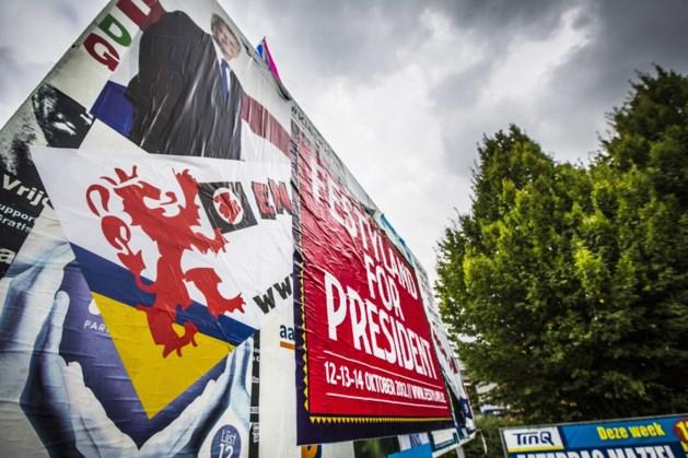 SP Weert wil plakzuilen om wildplakken posters tegen te gaan