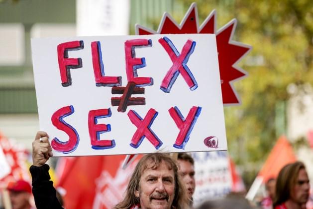 'Flink minder vraag naar flexkrachten, maar snel herstel in 2021'