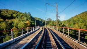 Onderhoudswerkzaamheden aan het spoor