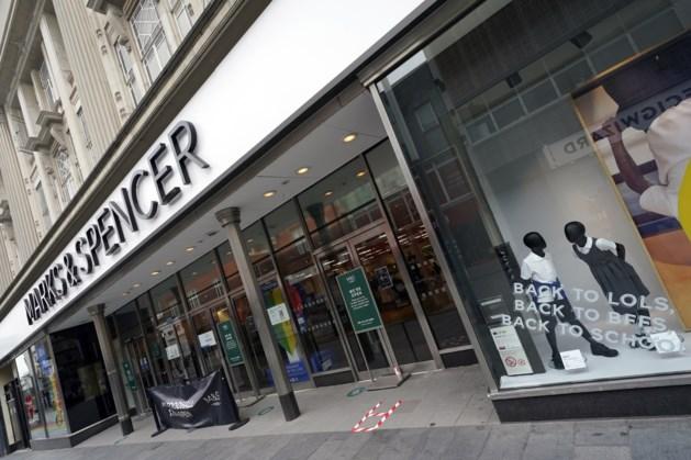 Marks & Spencer schrapt 7000 banen vanwege crisis